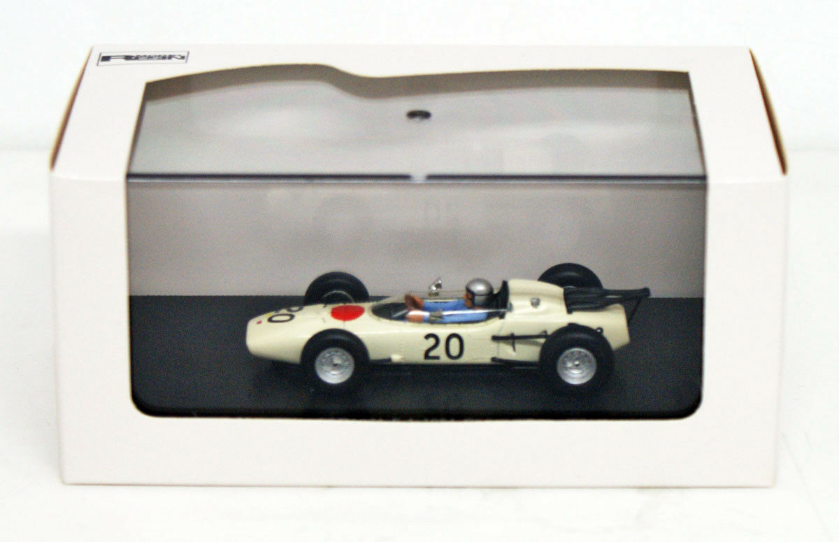 Ebbro 44256 Honda RA271 1964 German GP No.20 ( bianca )  scale