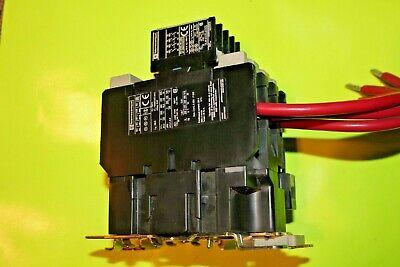 Telemecanique LC1 D40 11 Contactor 60Amp 18.5kw 415V COIL 240v 50Hz LX1 D6 U5