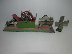 Convolute-4-Antriebsmodelle-Schopfwerk-Circular-Saw-Hammer-Marklin-Pinwheel