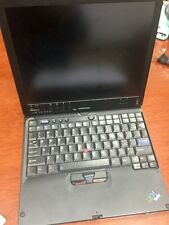 "ThinkPad X Series X41(18666TU) Intel Pentium M 512 MB Memory 60 GB HDD 12.1"" Tab"