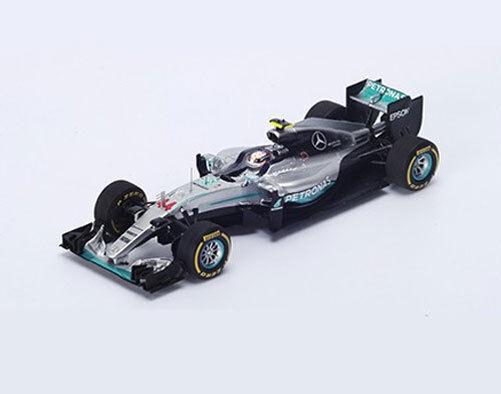 Nuevo Hamilton Mercedes-Benz W07 híbrido 2016 Monaco GP Ganador fórmula 1 1 18