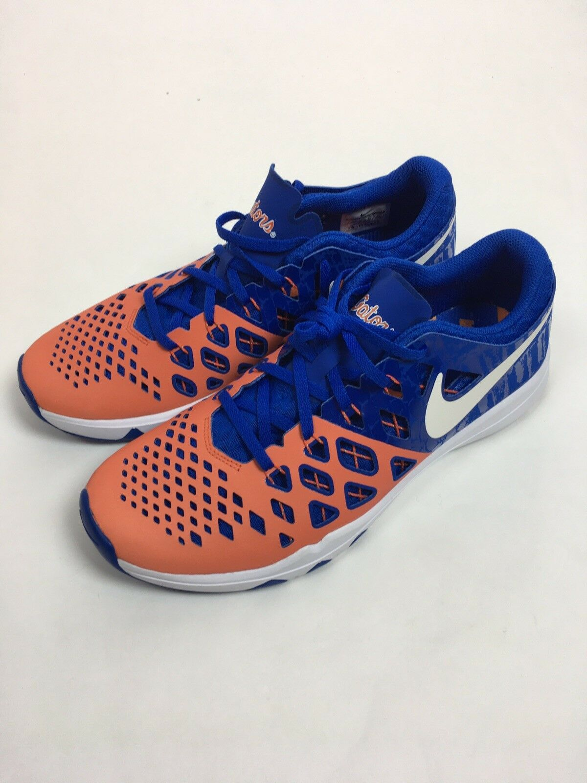 Men's Nike Train Speed Amp Florida Gators Shoes - Size - 11.5 - Brand New