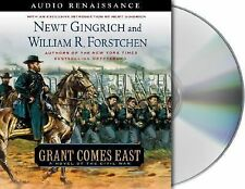GRANT COMES EAST by William R. Forstchen and Newt Gingrich (2004, CD, Abridged)