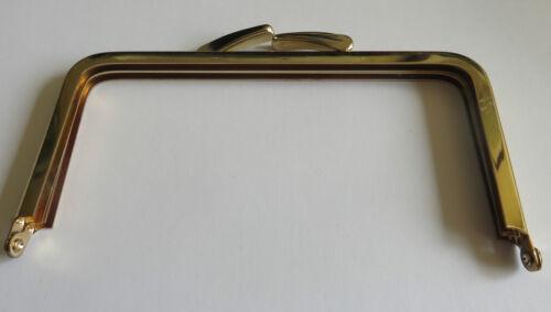 Effetto ottone Borsa Telaio 12,5 cm x 5 cm