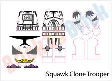Lego Star Wars Clone Squawk Trooper Custom Water Slide Decal