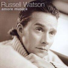 Amore Musica Russell Watson Audio CD
