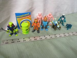 Imaginext-Blind-Bag-Series-11-Pick-one-NEW-individual-bb-Muscle-Men-X-ray-alien