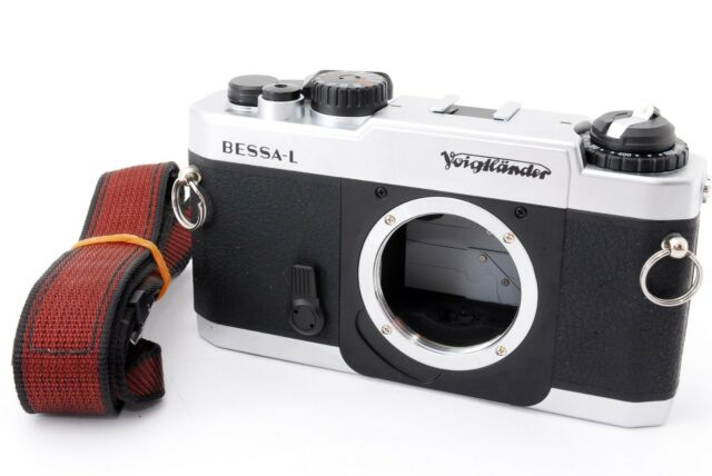 Voigtlander Bessa L 35mm Rangefinder Film Camera from Japan #1203