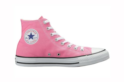 Pink//White Converse Chuck Taylor All Star High Top Canvas Women Shoes M9006