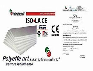 10 Platten Polystyrol Isolierung THERMO Dichte '15 kg MC cm 100 x 50 x 1,5