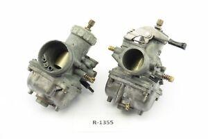 YAMAHA-RD-250-352-2x-carburateur-Mikuni