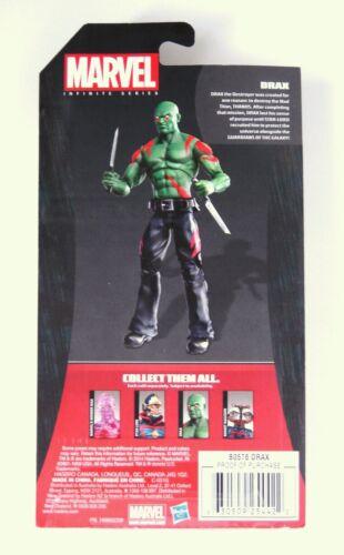 Hasbro Marvel Infinite Series Drax Figure