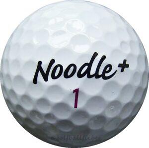 300-Noodle-Plus-Mix-Golfbaelle-im-Netzbeutel-AA-AAAA-Lakeballs-TaylorMade-Baelle