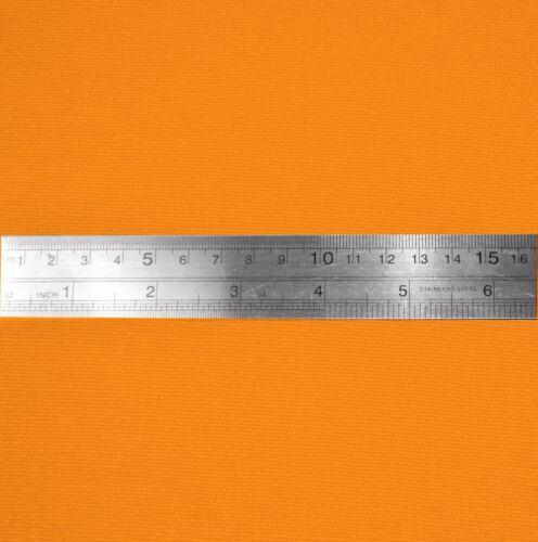 Aw35a Orange High Quality 12oz Cotton Fabric Cushion Cover//Pillow Case Custom