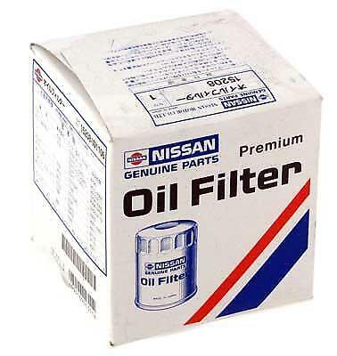 Genuine Nissan 15208-W1106 Oil Filter