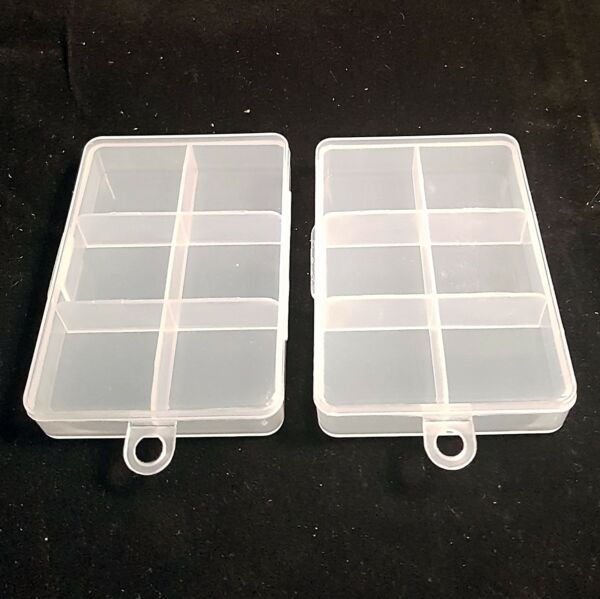 2 Slimline 6 Vano Fly Box