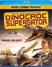 Dinocroc VS Supergator 0013132296890 Blu-ray Region 1