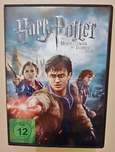 harry potter und die heiligtümer des todes - 7.2 dvd | ebay