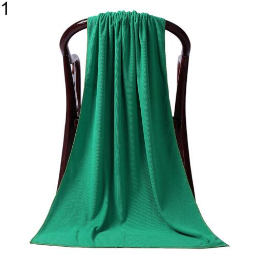 80 x 180cm Large Absorbent Microfiber Drying Beach Sport Bath Towel Sheet Grace