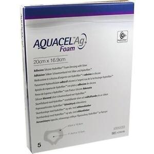 AQUACEL-Ag-Foam-adhaesiv-Sakral-20x16-9-cm-Verband-5-St