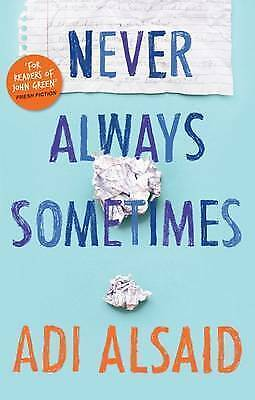 1 of 1 - Never Always Sometimes, Good Condition Book, Alsaid, Adi, ISBN 9781848453906