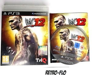 W12-Jeu-Sony-Playstation-PS3-Complet