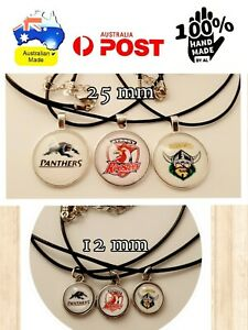 NRL RUGBY LEAGUE RING ADJUSTABLE ALL TEAMS 12mm