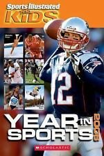 Sports Illustrated For Kids Year in Sports 2006 Photos Facts Guide Major Sports