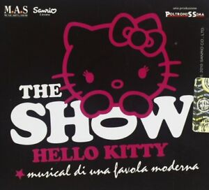 HELLO-KITTY-THE-SHOW-COLONNA-SONORA-CD-NUOVO
