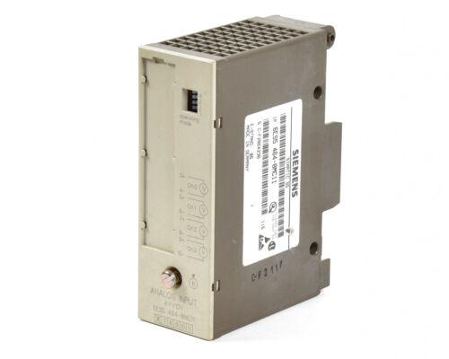 e:06 6es5464-8mc11 Siemens Simatic s5 Analogico en 6es5 464-8mc11