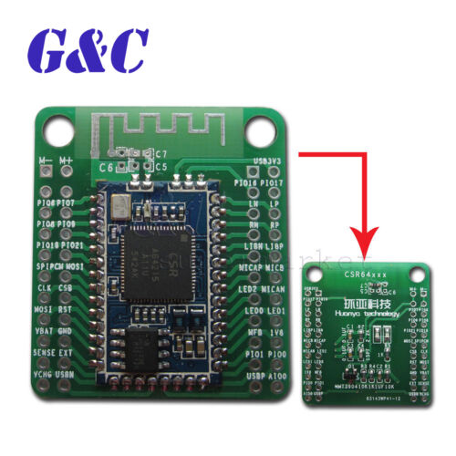 CSR8645 Bluetooth Amplifier Board Module Audio Receiver Bluetooth V4.0 AUX APTX