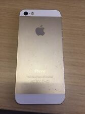 Apple Iphone 5s - 16GB-Dorado (desbloqueado) grado C-probado Totalmente Funcional &