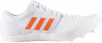 Adidas Adizero Rio Long Jump Field Event Spikes - White