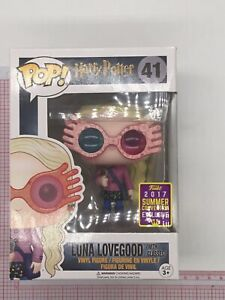 Funko POP Harry Potter Luna Lovegood #41 Exclusive Collection AUTHENTIC NOT MINT