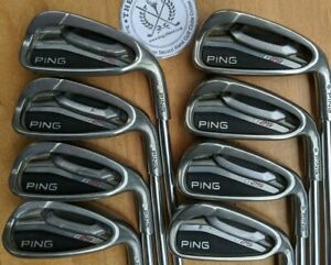 Ping-g25-Irons-4-sw-CFS-Regular-Flex-weiss-Dot