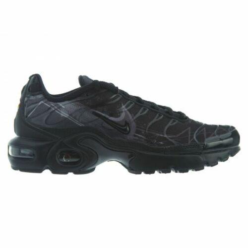 Nike Youth Air Max Plus TN SE Black