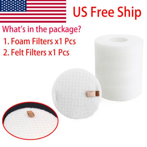 HEPA Filter、 Foam Filter Kit For Shark Rotator Pro Lift-Away NV500 NV501 NV505