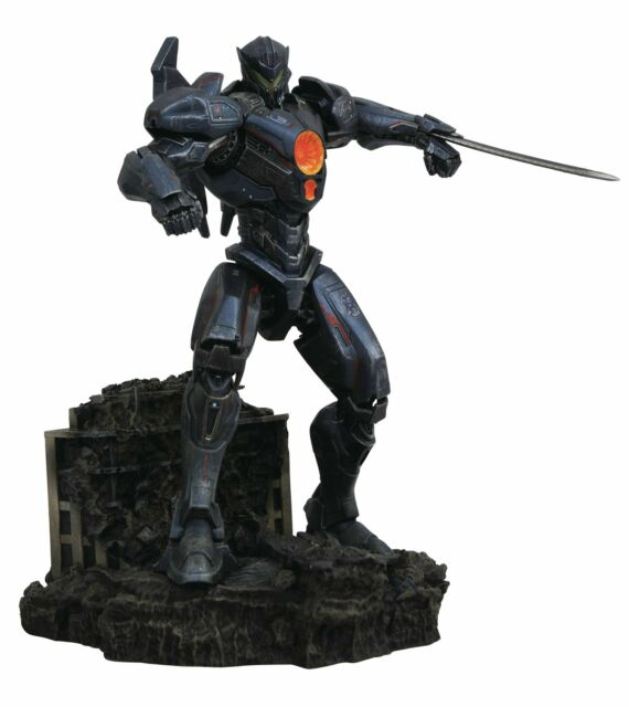 Drone Kaiju Select Action Figure DIAMOND SELECT TOYS Pacific Rim Uprising