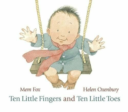 1 of 1 - Ten Little Fingers and Ten Little Toes by Fox, Mem 1406331260 The Cheap Fast