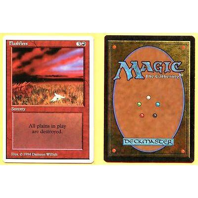 Flashfires (Summer Magic (Edgar)) MTG *CCGHouse* Magic