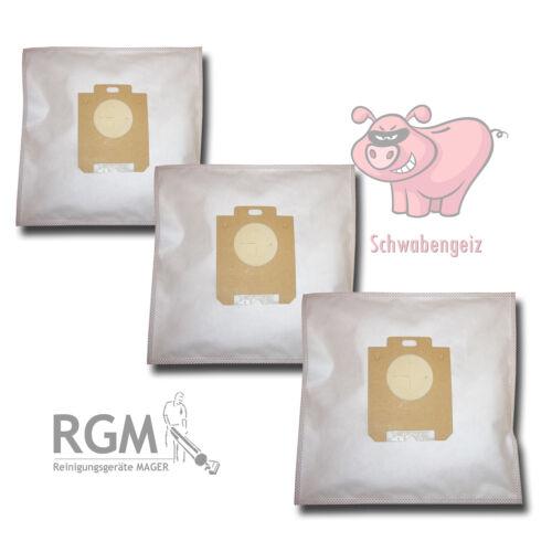 20 sacs pour aspirateur convient AEG//Electrolux acsg 1300 et 1800