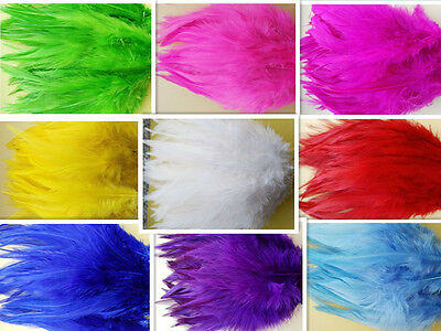 Factory Direct ! 20-200pcs beautiful pheasant neck feathers 5-7 inch/12-16 cm