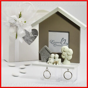 Bomboniere Matrimonio In Legno : Bomboniere matrimonio calamite legno personalizzate feste bom