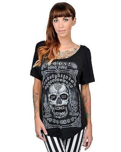 xl Tuo T Gothic Scegli Fate Girocollo Rock Fast Too Skull S Shirt Il Tattoo Punk 6UwZBWtqx4