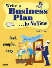Write a Business Plan in No Time by Frank Fiore (Paperback, 2005)