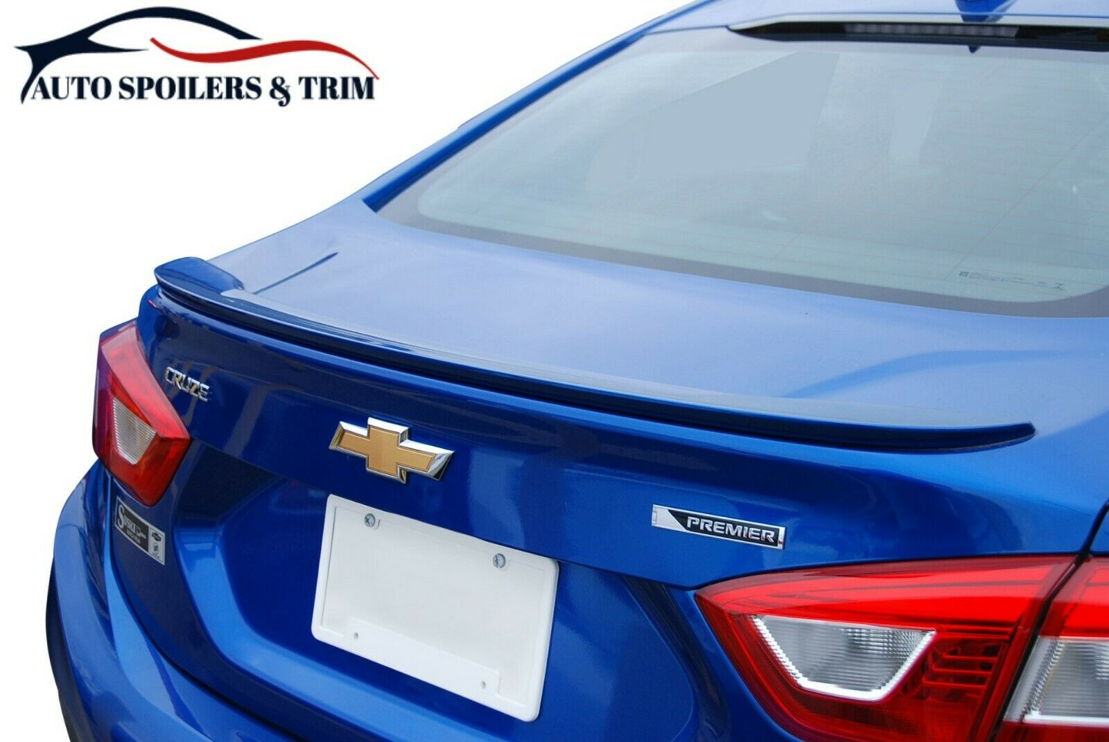 #534 3M PAINTED FACTORY STYLE LIP SPOILER fits the 2014-2019 CHEVROLET IMPALA