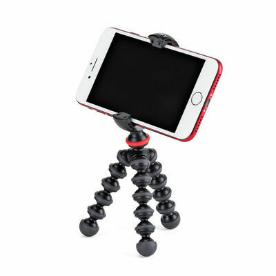 Joby GorillaPod Mobile Mini Flexible Stand Tripod for Smartphones iPhone, Galaxy