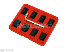 Stud remover and installer set (8pcs) by NEILSEN CT3623 REMOVES WITHOUT DAMAGE.