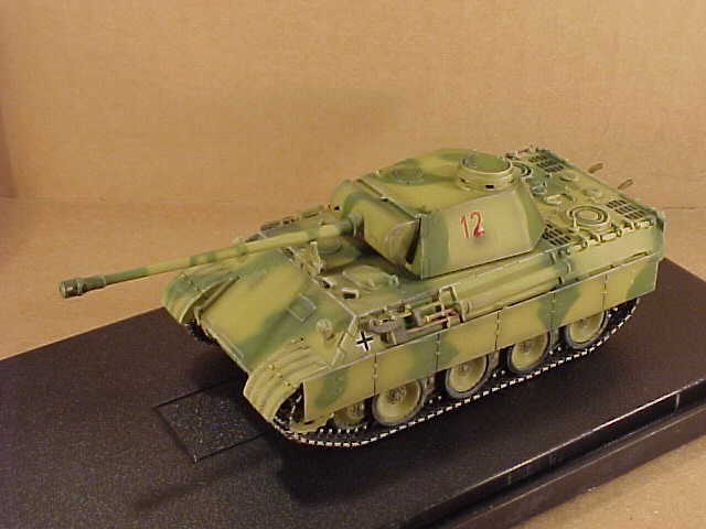 Dragon Armor 1 72 Resin Panther D Late Productionm 1 Pz.Rgt. USSR, '43