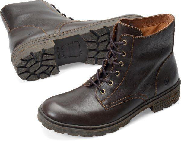 Mens Punk High Top Cowboy Militraty Combat Mid-Calf Boots Fashion Hot Sale New